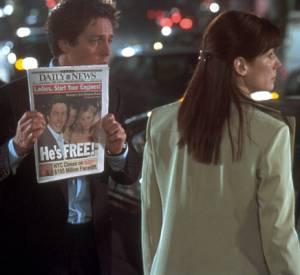 """""""L'amour sans préavis"""" avec Sandra Bullock et Hugh Grant."""