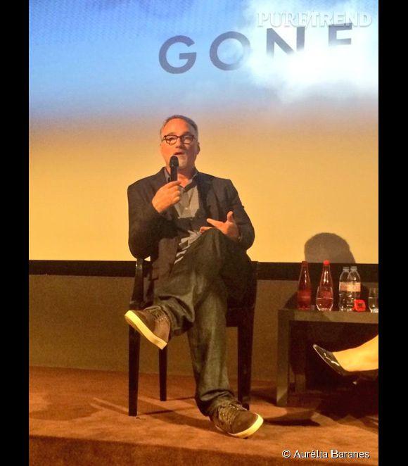 David Fincher : rencontre avec le réalisateur pendant une masterclass.