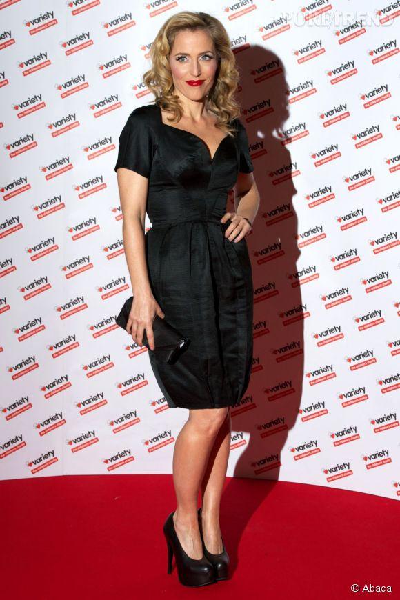 Gillian Anderson : ses confessions sur son ex-petite amie.