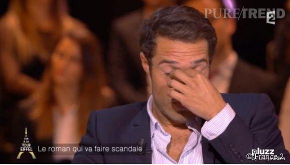 Nicolas Bedos joue les amants éconduits pour son faux livre de révélations lors de l'émission d'Alessandra Sublet. Un canular face auquel tout le monde a marché !