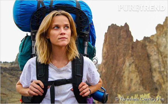 """Wild"" avec Reese Witherspoon, en salle le 14 janvier 2015."
