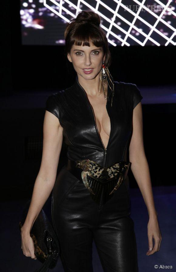 Frédérique Bel aux Invictus Awards, une vraie beauté.