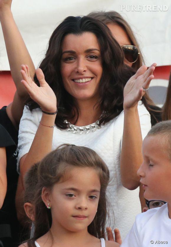 Jenifer lors de la huitième édition des journées de La Marie Do à Ajaccio.