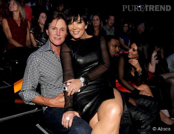 Bruce et Kris Jenner, une séparation qui pourrait se transformer en cauchemar.