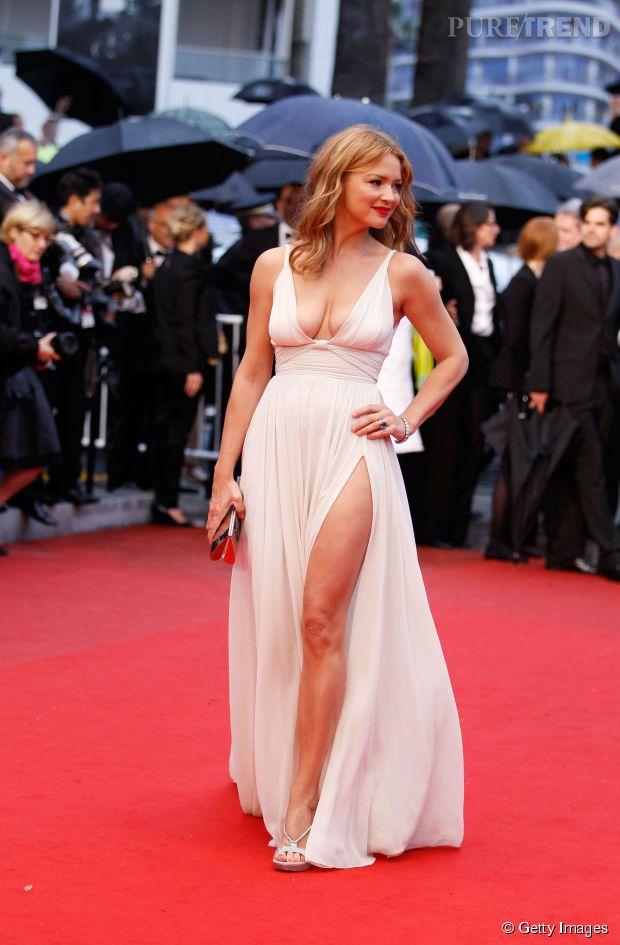01c7b3884e68e5 Nues sous leur robe : 15 stars sans culotte sur tapis rouge ...