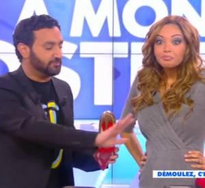 "Nabilla Benattia : massacre à la Louboutin hier dans ""TPMP"" !"