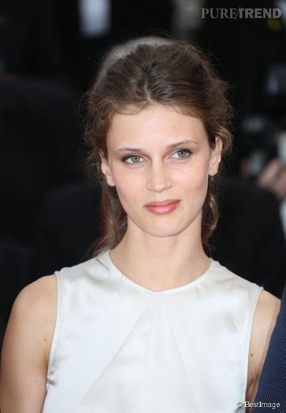 """Marine Vacth a été révélée par le film """"Jeune & Jolie"""" de François Ozon."""
