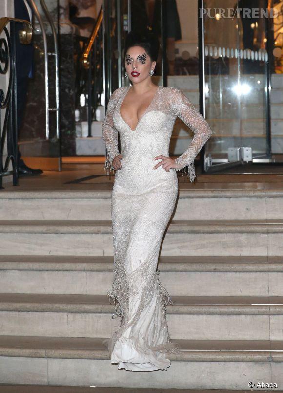 Lady Gaga nous en met plein la vue.