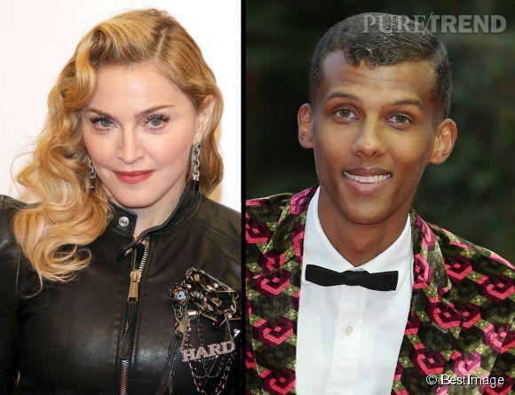 Stromae courtisé par Madonna ?