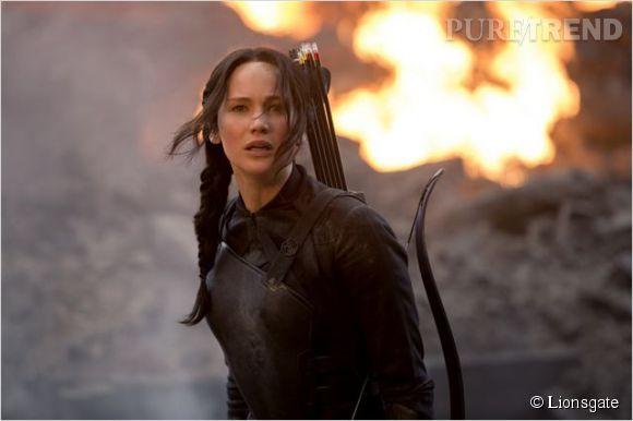 """""""Hunger Games"""", Katniss, plus enragée que jamais."""