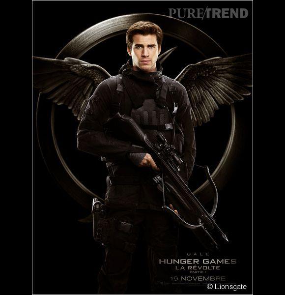 """""""Hunger Games, la révolte"""" : Gale va-t-il prendre de l'importance ?"""