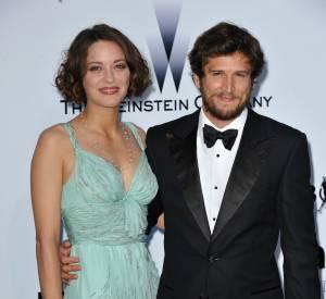 Marion Cotillard et Guillaume Canet, le couple français le plus glamour.