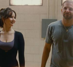 """Jennifer Lawrence et Bradley Cooper, un couple à l'écran qui fonctionne. Ici dans """"Happiness Therapy"""", prochainement dans """"Serena""""."""