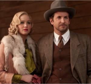 """Jennifer Lawrence et Bradley Cooper se retrouve pour incarner un couple fou d'amour dans """"Serena""""."""