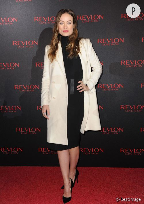 Olivia Wilde, chic et sobre, le look qu'on adopte !