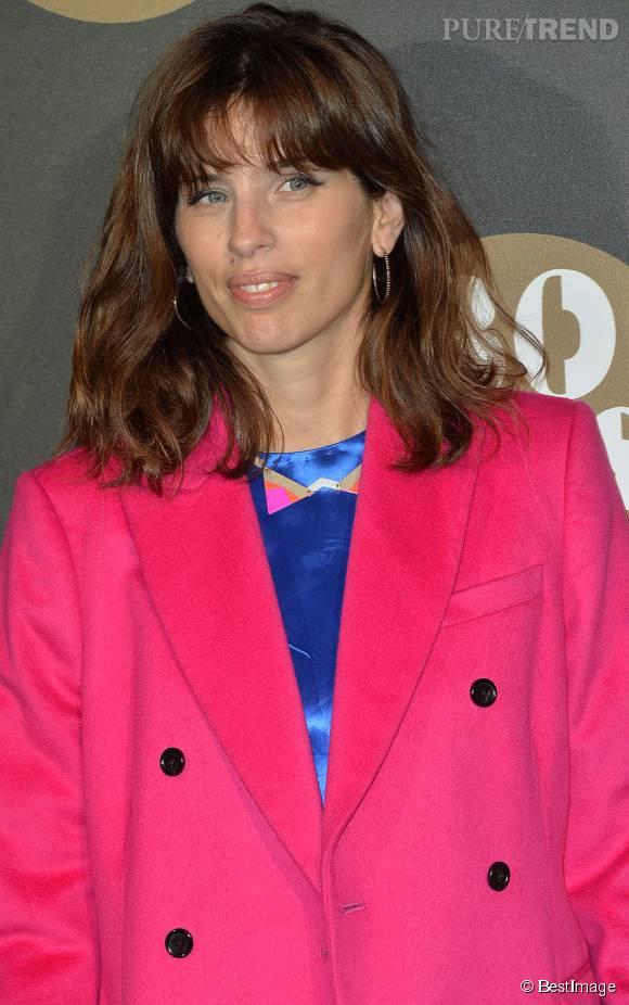 Maïwenn, actrice et réalisatrice, belle et rebelle du cinéma français.