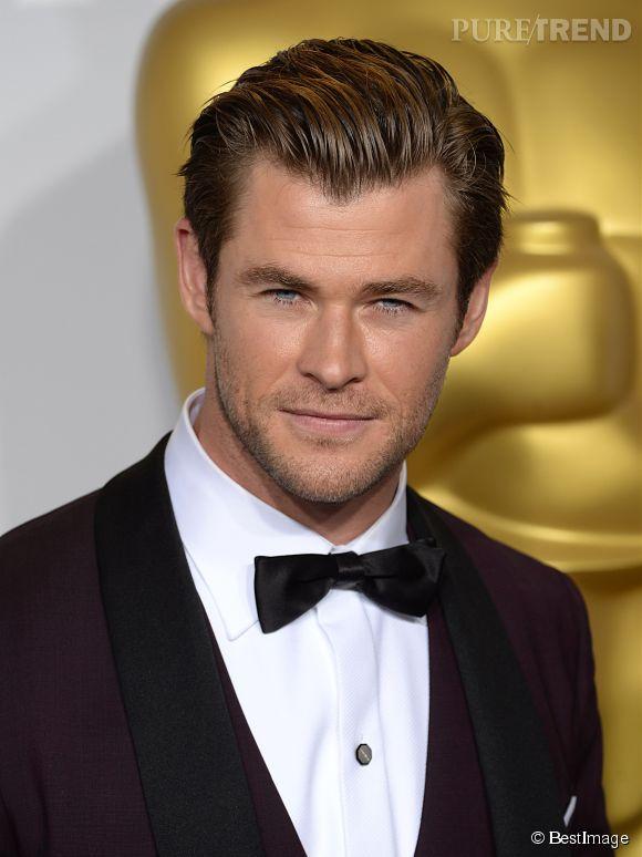 Chris Hemsworth, l'homme le plus sexy de 2014 selon People.
