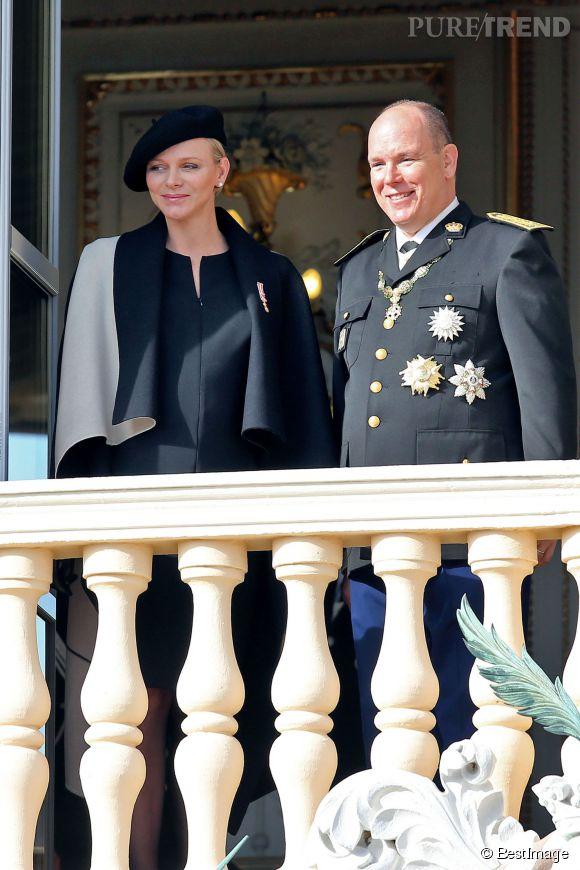 Charlene de Monaco et le prince Albert II devraient accueillir leurs jumeaux d'ici la mi-décembre.