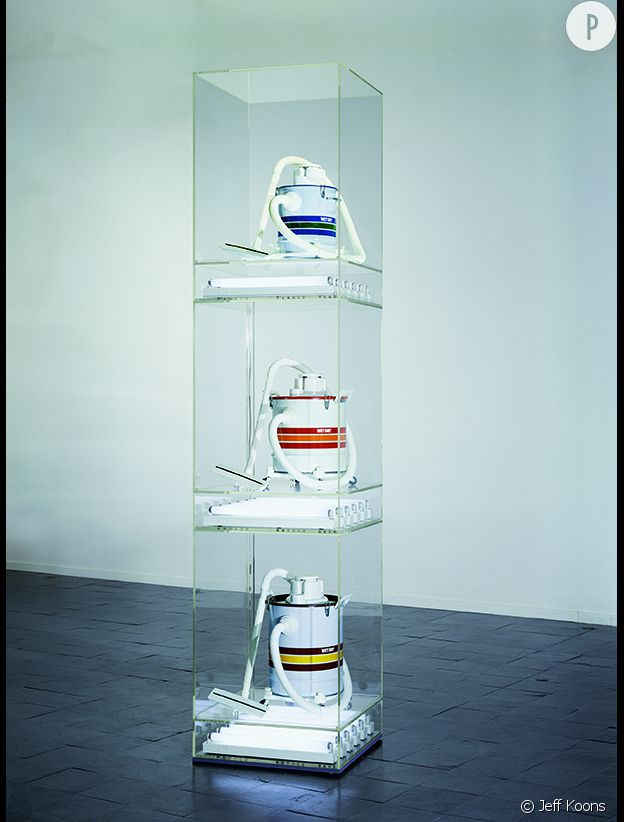 New Shelton WetDrys Tripledecker, 1981© Jeff Koons