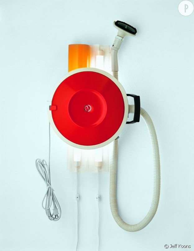 Hoover Celebrity III, 1980 © Jeff Koons