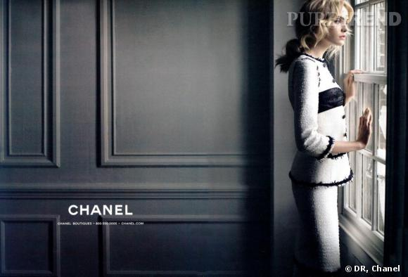 Campagne Publicitaire Chanel Fall-Winter 09