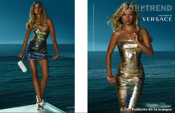 Publicité Versace