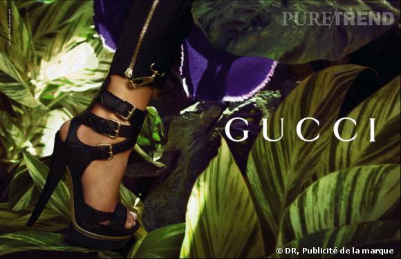 Publicité Gucci