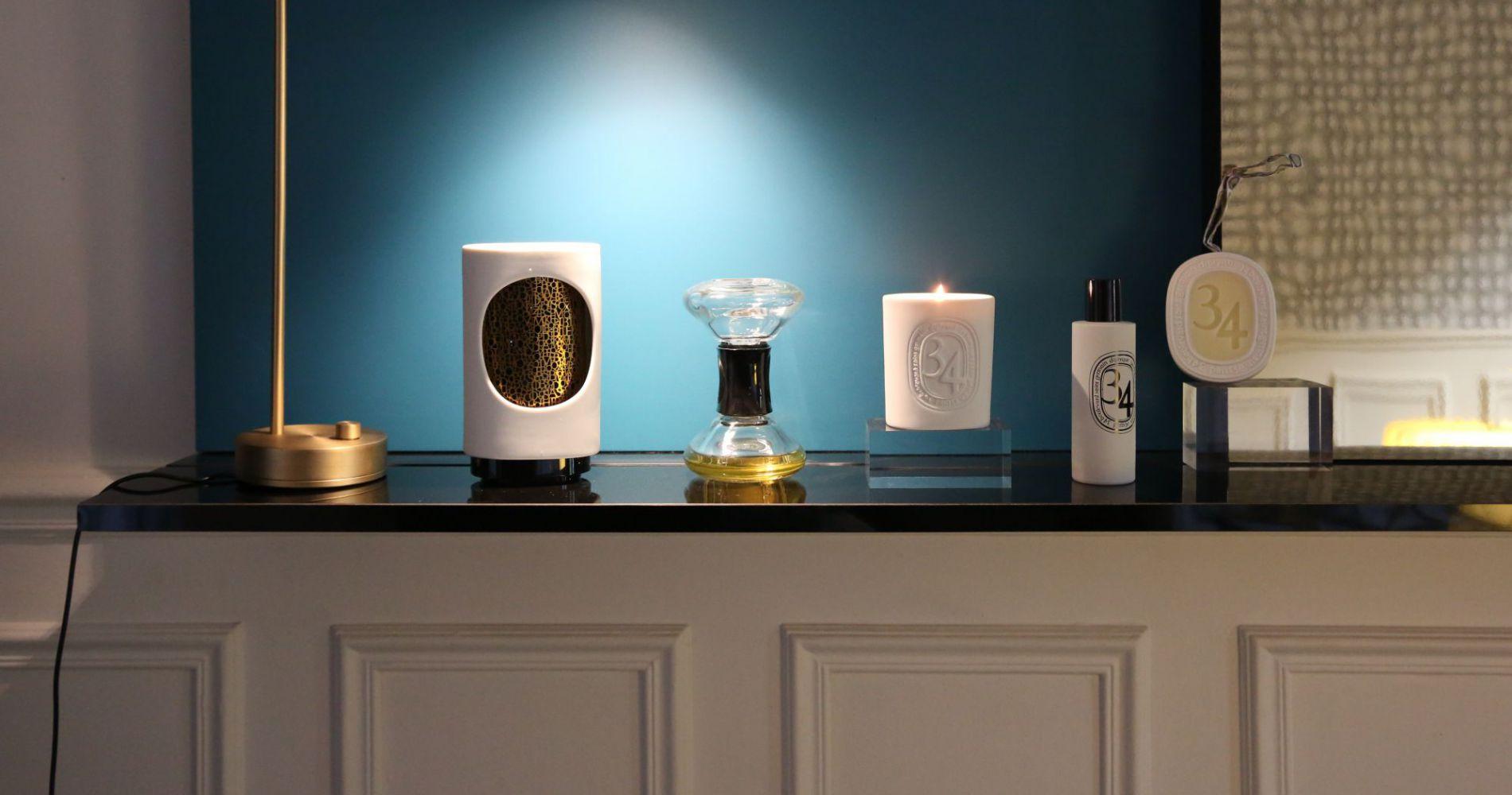 Diptyque : de l'art de parfumer la maison