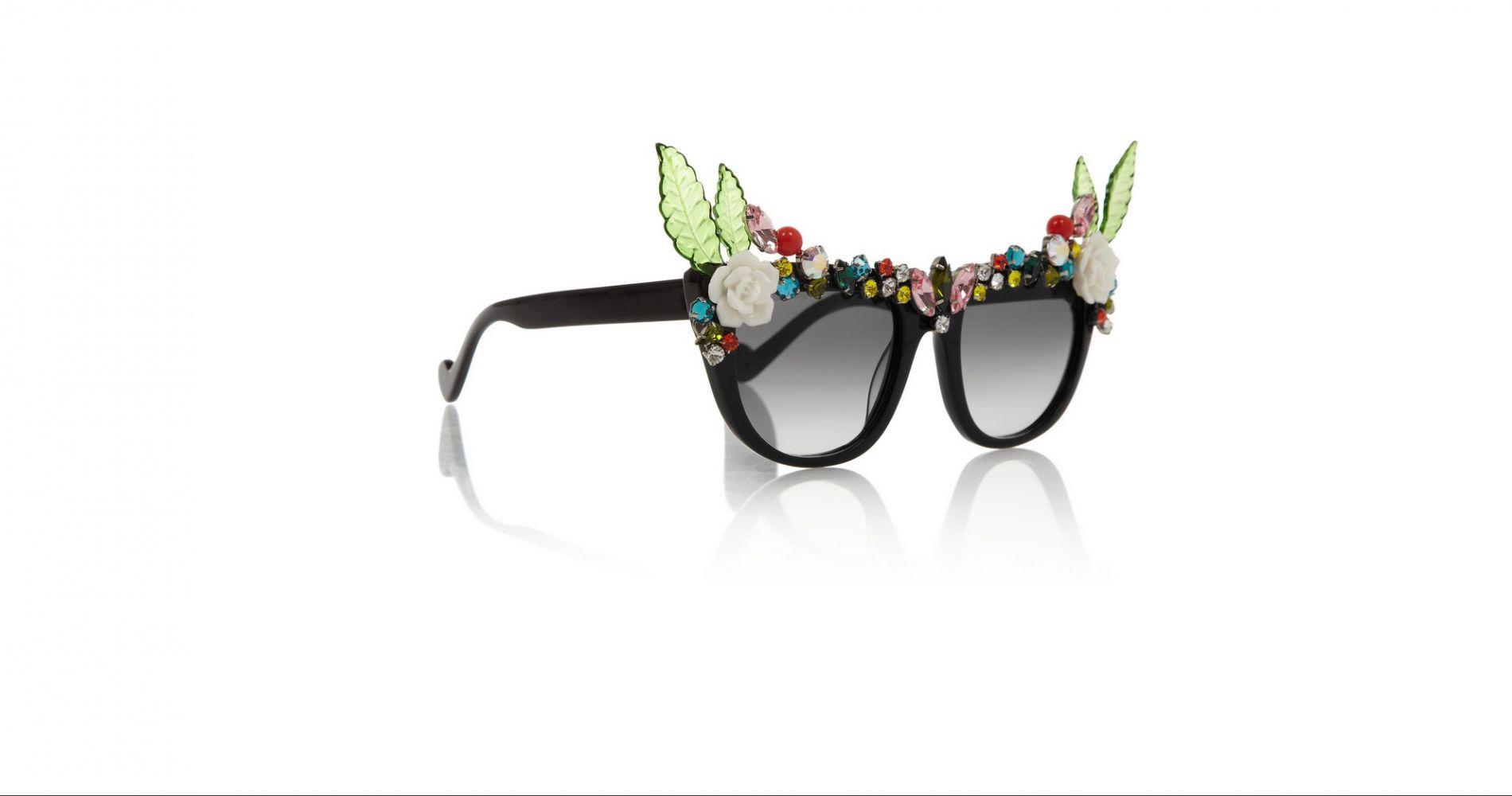 12 lunettes de soleil fun et mode pour se faire remarquer