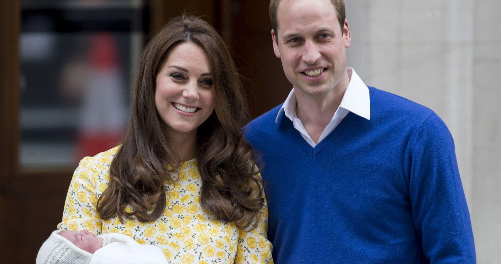 Kate Middleton : Toutes les photos de sa petite princesse