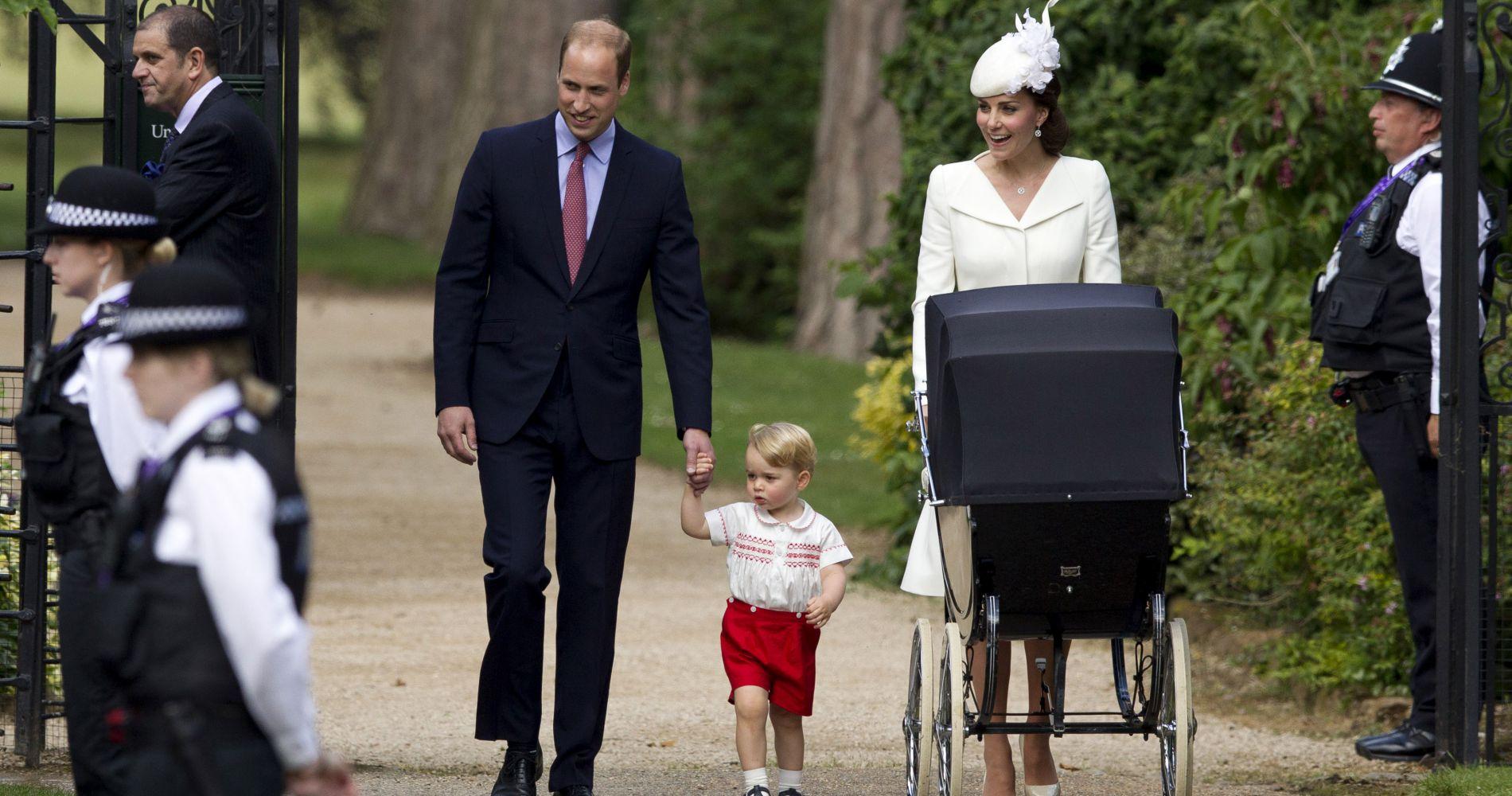 Princesse Charlotte : les premières photos du baptême dévoilées !