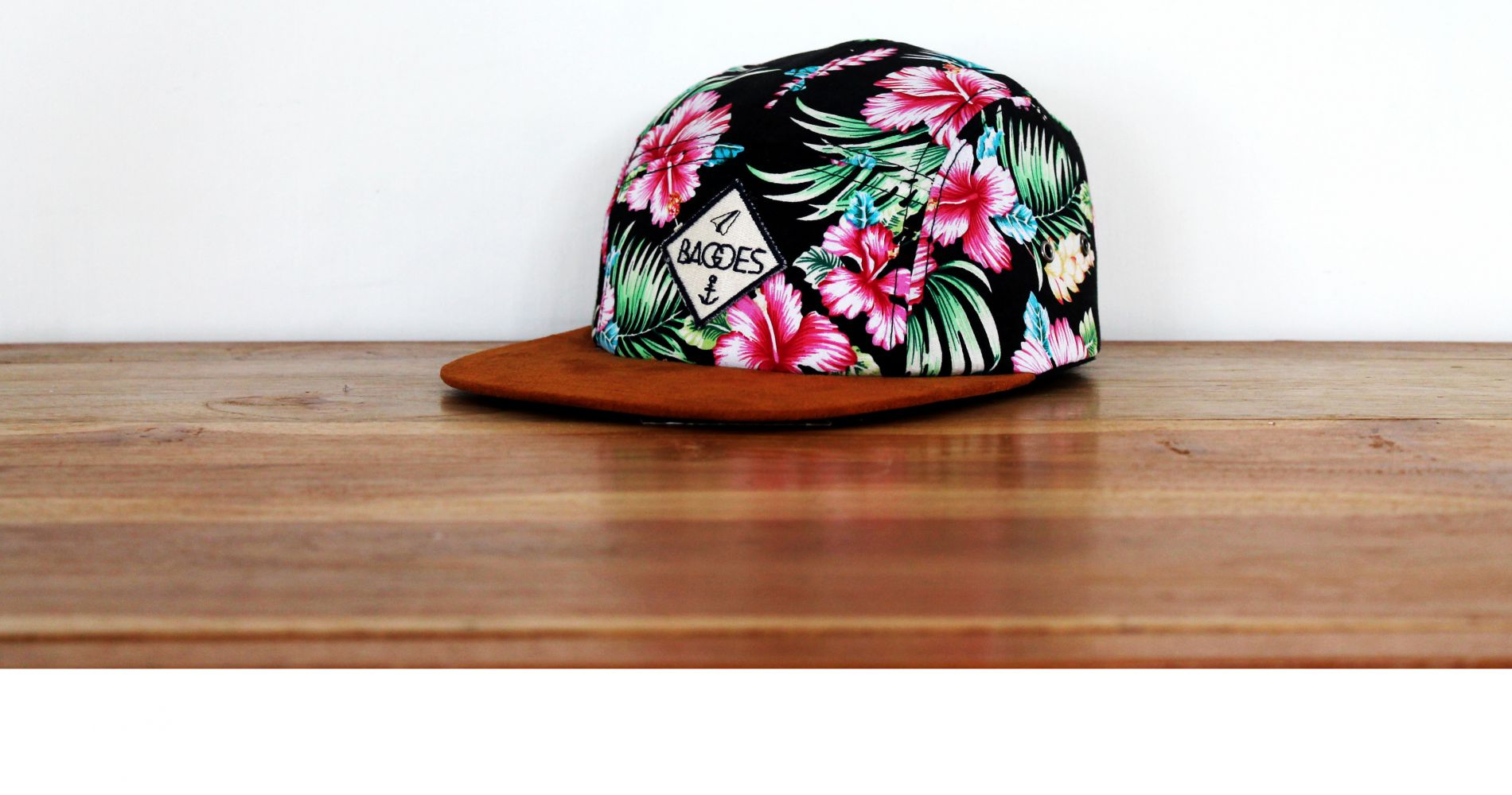 Bagoes, les casquettes cool made in Bali
