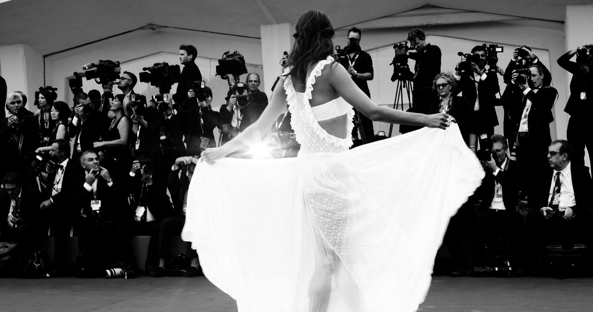 Alessandra Ambrosio, Elisa Sednaoui... défilé de glamour à l'Italienne