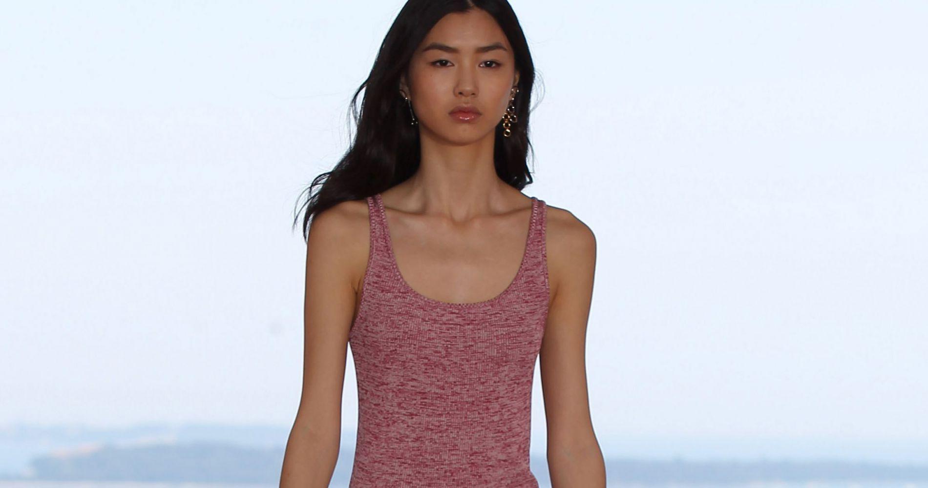 Estelle Chen, le nouveau mannequin favori des podiums