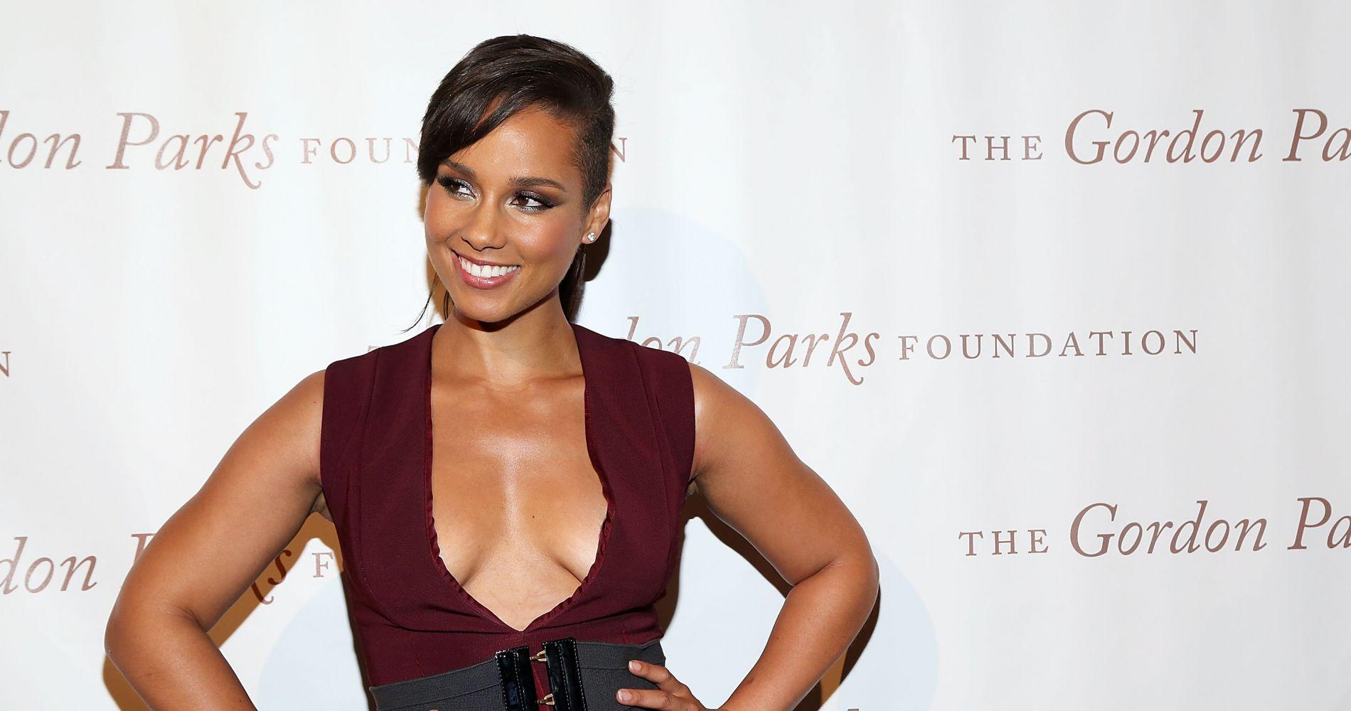 Alicia Keys, nouvelle ambassadrice Levi's