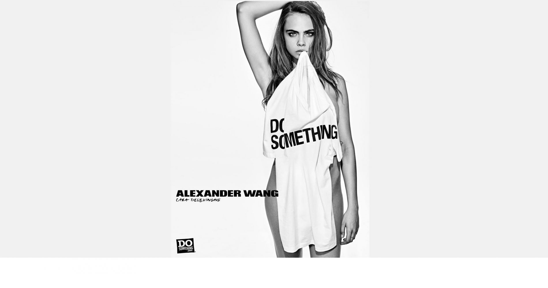 Alexander Wang x DoSomething : 38 stars jouent les égéries
