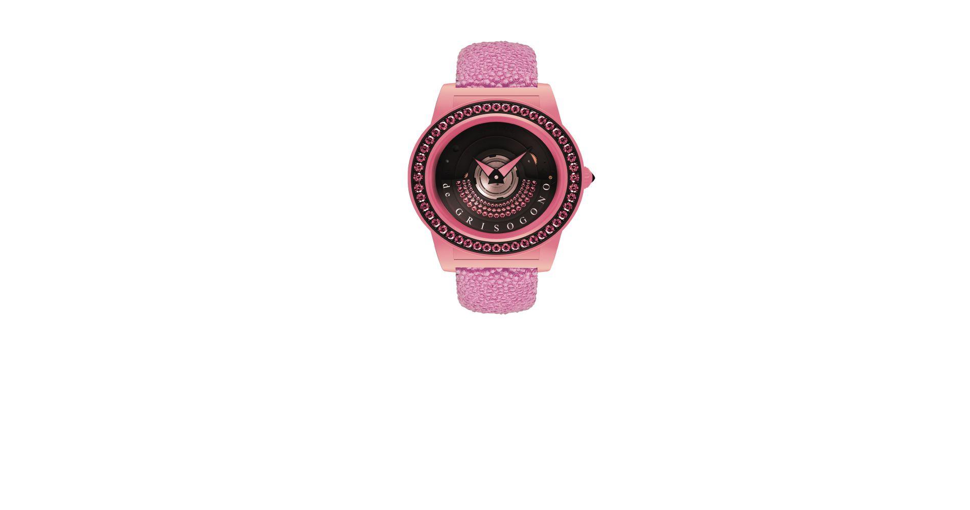 Parmigiani, Poiray, Ralph Lauren... une montre colorée pour l'été