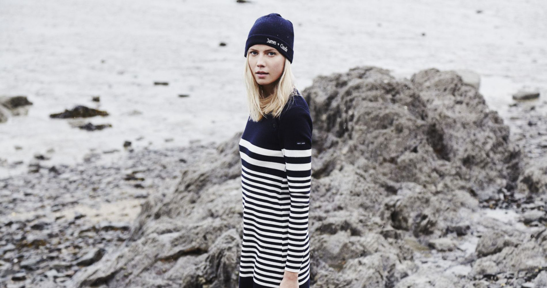 Quand Claudie Pierlot rencontre l'univers marin de Saint James
