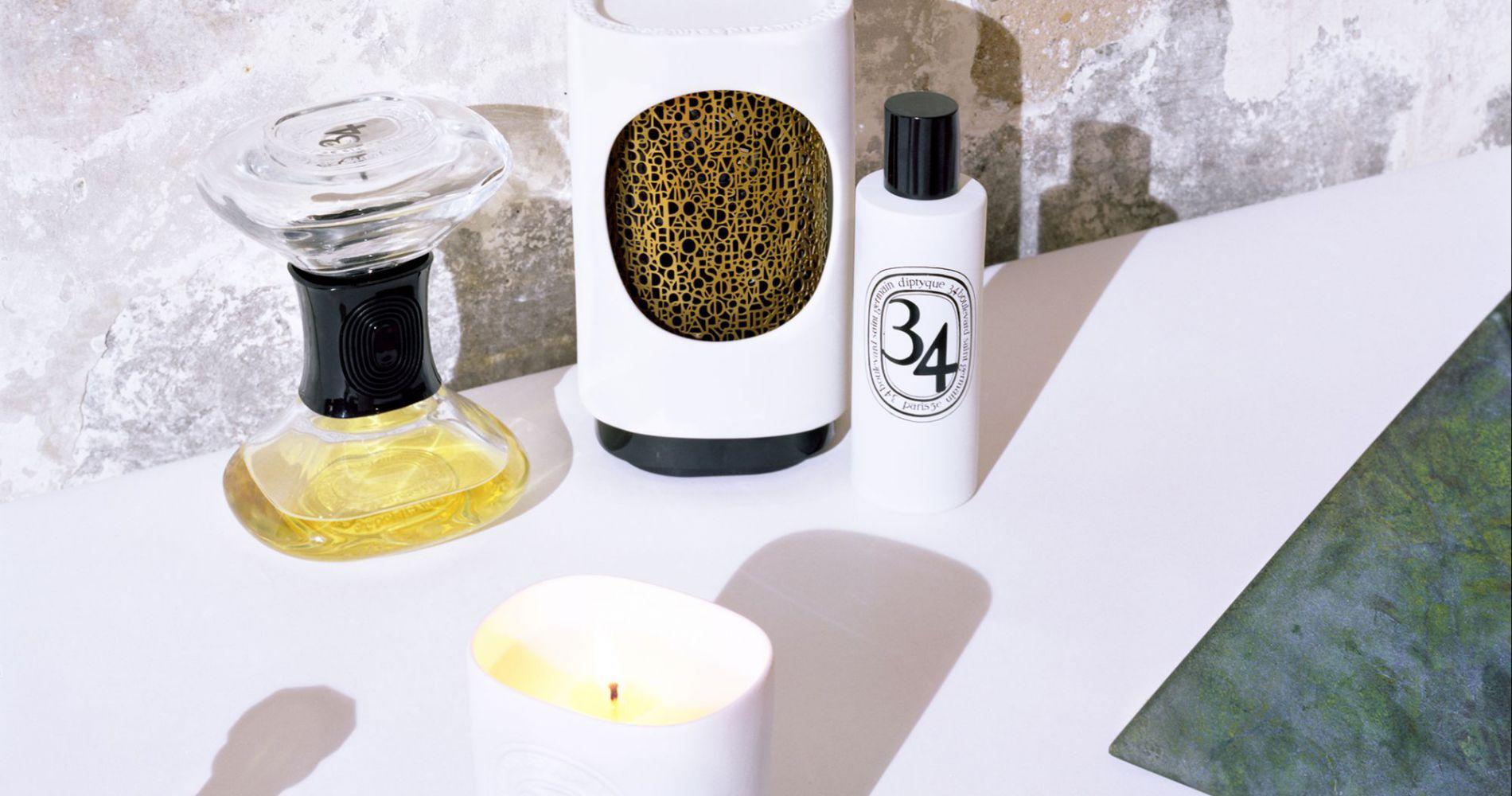 Diptyque lance son joyeux bazar parfumé