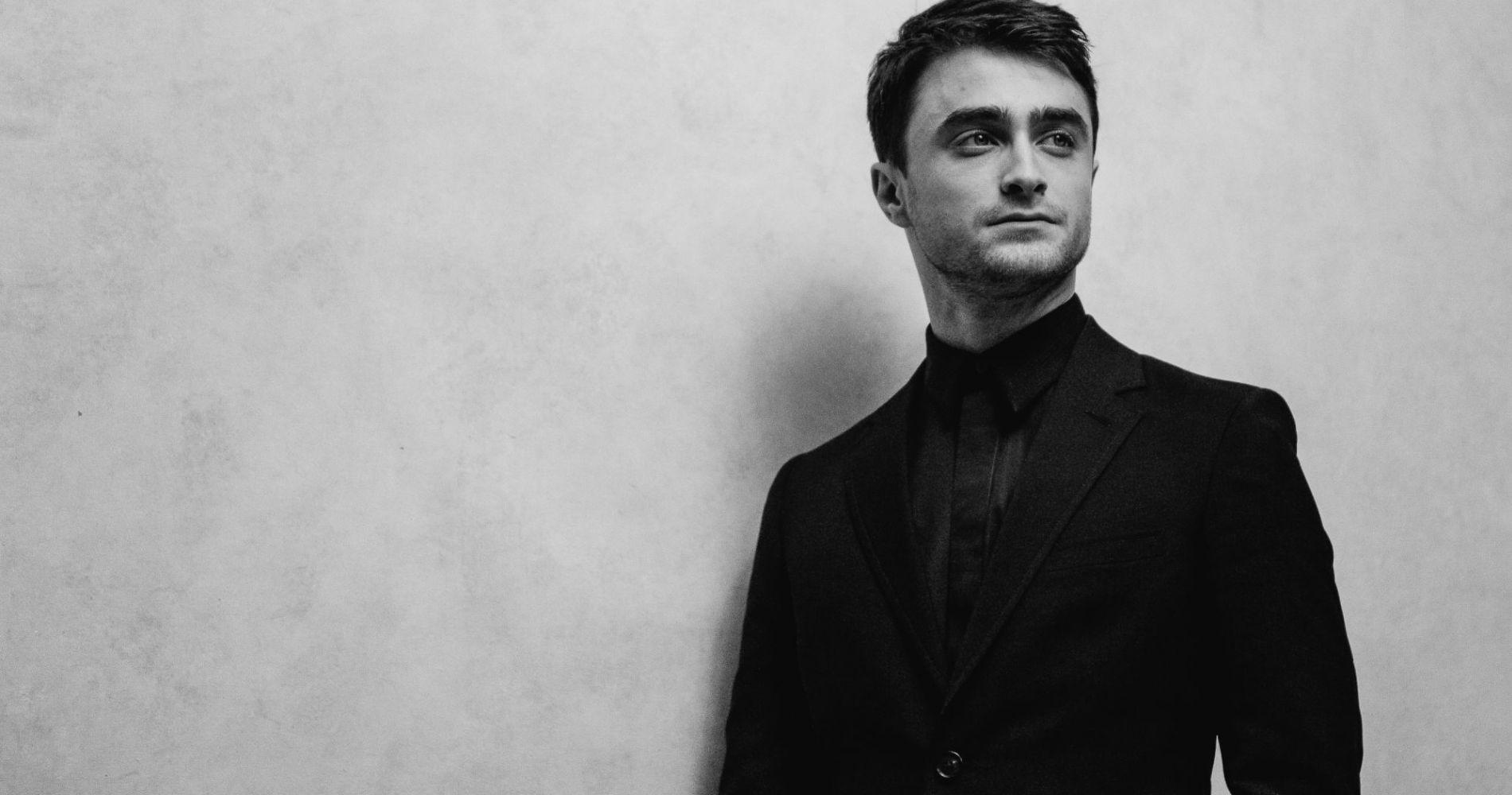 Daniel Radcliffe pour