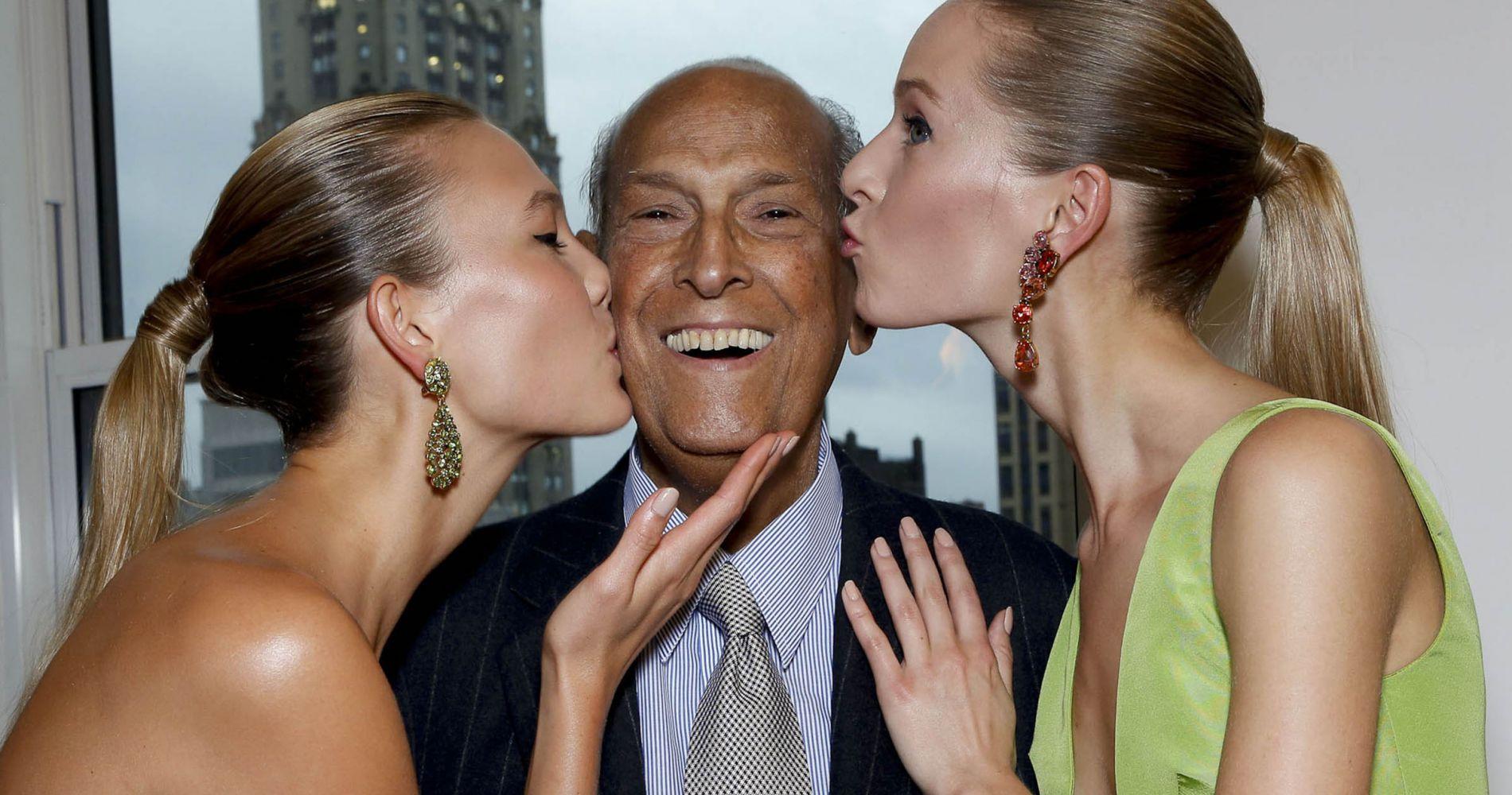 Oscar de la Renta s'est éteint à 82 ans