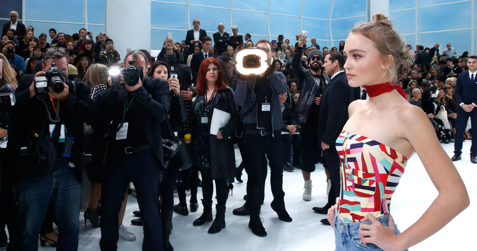 Marie-Ange Casta, Virginie Ledoyen, Maria Sharapova : toutes chez Chanel